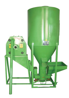 poultry mash machinery
